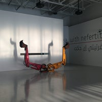 Photo taken at Mathaf: Arab Museum of Modern Art by Mohammed A. on 1/22/2013