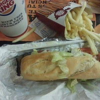 Photo taken at Burger King by Chinila H. on 3/27/2013