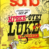 Photo taken at Soho Bar by Soho Bar on 10/8/2013