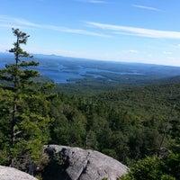 Photo taken at Mt Morgan Summit by Tom R. on 8/10/2013