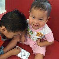 Photo taken at CimbBank, Bundusan Plaza by Eyka Atiqah E. on 5/13/2015