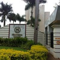 Photo taken at Sheraton Kampala Hotel by Sizzler 69 on 4/27/2013