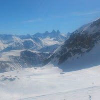 Photo taken at Col de la Croix De Fer by Niko L. on 3/19/2014