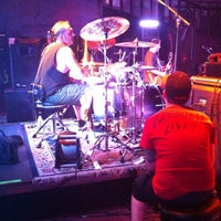 Photo taken at Music Farm by Dorian F. on 10/26/2012