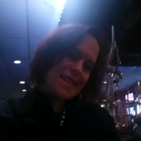 Photo taken at Hard Times Cafe by Carol Elizabeth M. on 3/8/2013