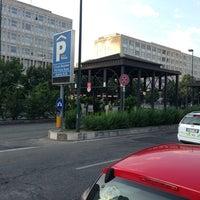 Photo taken at Parcheggio Corso Bolzano - Stazione Porta Susa by Paolo Giulio G. on 6/14/2013