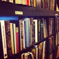 Photo taken at Battery Park Book Exchange And Champagne Bar by Wes on 12/15/2012