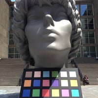 Photo taken at Museum of Contemporary Art Chicago by Suzanne B. on 7/28/2013