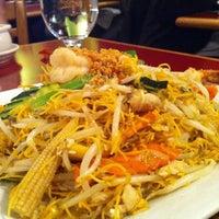 Photo taken at Thai Basil Restaurant by Alaa آلاء on 5/26/2013