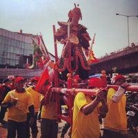 Photo taken at Pasar Asemka by Claudia on 10/21/2012