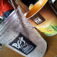 Photo taken at Bo's Coffee by Japheth A. on 10/25/2012