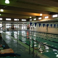 Photo taken at DuPage Swimming Center by Steve Z. on 3/2/2013