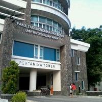 Photo taken at Fakultas Ekonomika dan Bisnis by Rendy P. on 10/16/2012