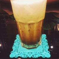 Photo taken at It's happened to be a coffee shop by Thitanon C. on 6/30/2015