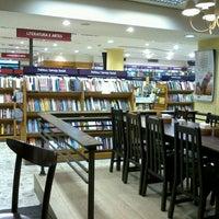 Photo taken at Saraiva MegaStore by Magali V. on 5/25/2013
