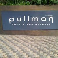 Photo taken at Pullman Bangkok Hotel G by Ben T. on 7/1/2013