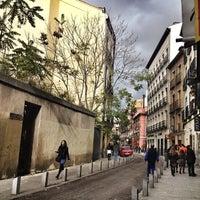 Photo taken at Taberna Almendro 13 by Jose Maria C. on 12/4/2012