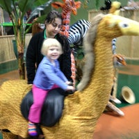 Photo taken at Indoor Safari Park by Thomas O. on 1/5/2013