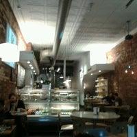 Photo taken at Arepa Cafe by Vanessa Regina V. on 12/7/2012