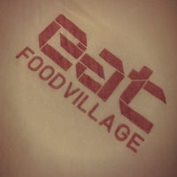 Photo taken at EAT Food Village by Mis Y. on 5/21/2013