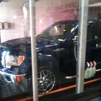 Photo taken at National City Car Wash by Jenil S. on 7/5/2013