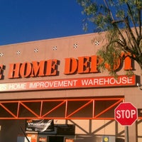 Photo taken at The Home Depot by Aaron Chiklet A. on 10/17/2012