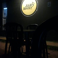 Photo taken at Jazzy Rocks Lounge Bar by Diogo F. on 9/21/2012