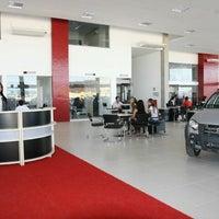 Photo taken at Fiat Poligono by Junior S. on 9/26/2012