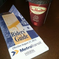 Photo taken at Tim Hortons by Kathy S. on 1/27/2013