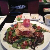 Photo taken at Hiroba Sushi by Rose L. on 11/8/2012