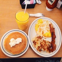 Photo taken at IHOP by Larianne T. on 9/1/2014