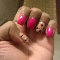 Photo taken at Reflections Nails by Larianne T. on 11/27/2012