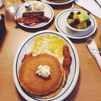 Photo taken at IHOP by Larianne T. on 2/3/2014