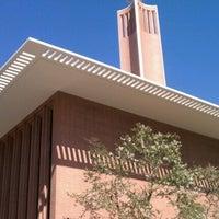 Photo taken at Von KleinSmid Center (VKC) by Kathryn on 9/15/2012