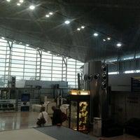 Photo taken at Jaipur International Airport (JAI) by Sh T. on 2/16/2013