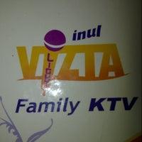 Photo taken at Inul Vizta by Aliana A. on 2/2/2013