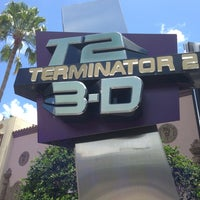 Photo taken at Terminator 2 3-D: Battle Across Time by Rod J. on 7/17/2013