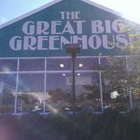 Photo taken at The Great Big Greenhouse by John B. on 10/14/2012