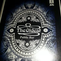 Photo taken at The Oldest Public Bar by kere on 11/24/2012
