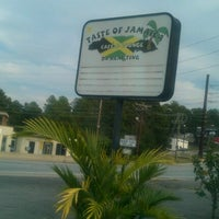 Photo taken at Taste Of Jamaica by Russell F. on 9/28/2012