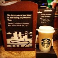 Photo taken at Starbucks by Salman A. on 1/4/2013