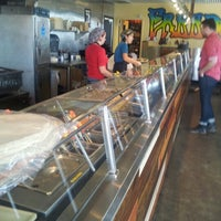 Photo taken at Freebirds World Burrito by Jerry S. on 9/30/2012