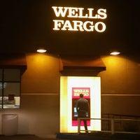 Photo taken at Wells Fargo by TURK G. on 1/29/2015