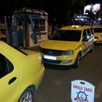Photo taken at iskele  taksi by Hasan K. on 7/10/2013