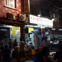 Photo taken at Seng Kee Black Herbal Chicken Soup by Winfield Z. on 5/17/2013