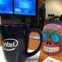 Photo taken at Intel by Dan K. on 10/31/2016