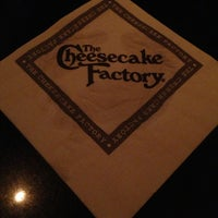 Photo taken at Cheesecake Factory by Igor B. on 5/6/2013
