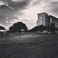 Photo taken at Emerging Technologies Building (ETB) by Fernando G. on 3/10/2013