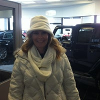 Photo taken at Bergstrom Chrysler Dodge Jeep Ram of Kaukauna by Carrie M. on 12/21/2012