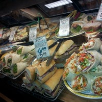 Photo taken at Huckleberry's Natural Market by Betsy D. on 10/26/2012